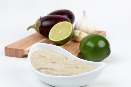 Baba Ghanaouj Creamy Eggplant Dip