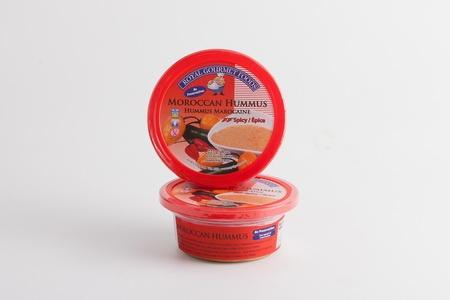 Morrocan Hummus