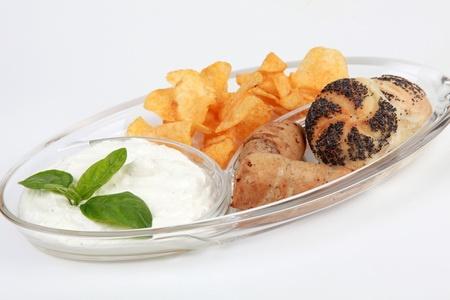 Shallot Yogurt (Mast Mossir)